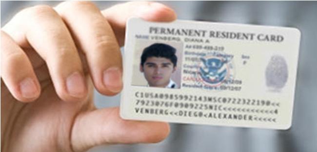 K1 Visa Holder Social Security Number